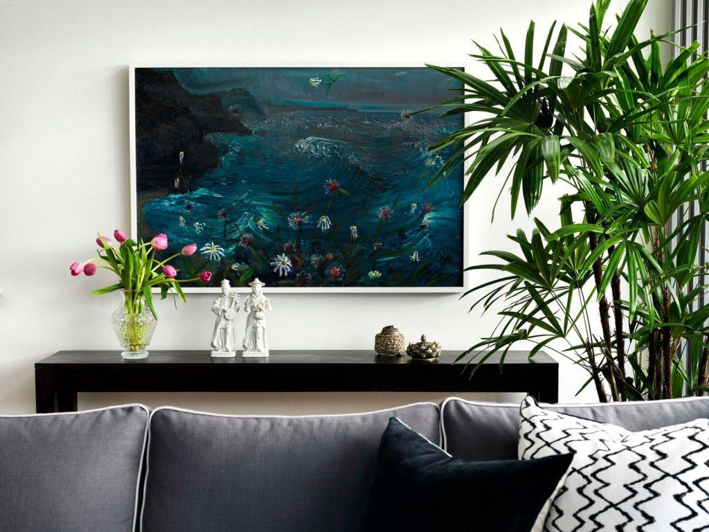 Gabriel Jacka Inteior Design Master bedroom South Melbourne